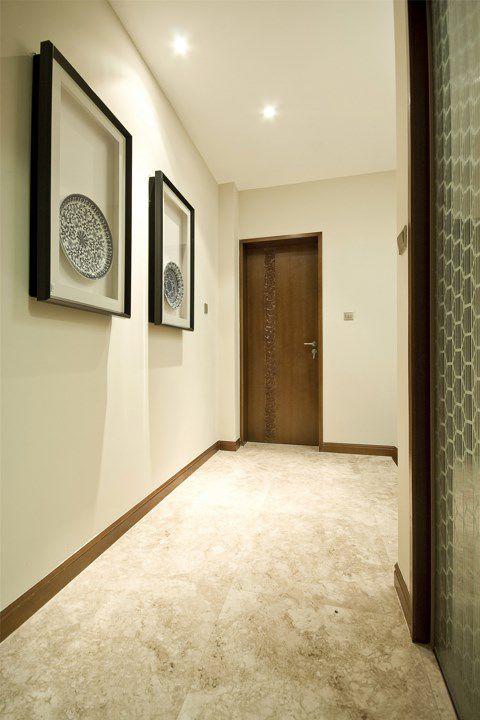 米色中式走廊设计设计