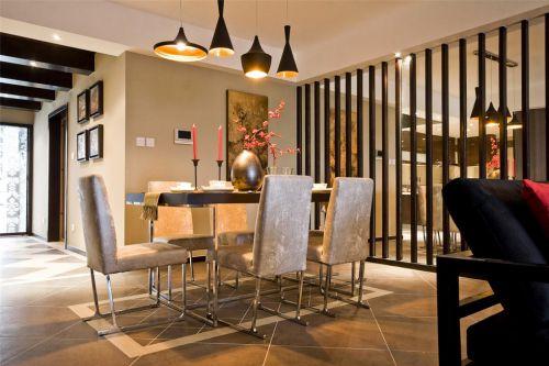 豪华简约的餐厅设计