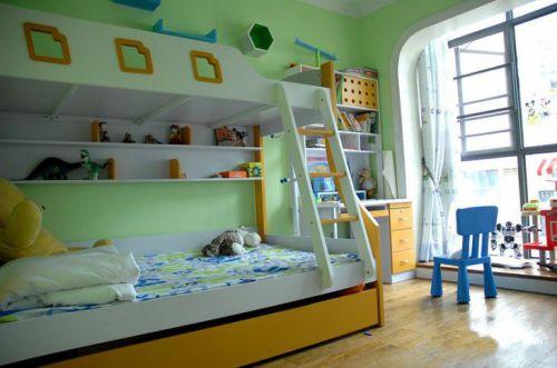 简约风格儿童房装修设计