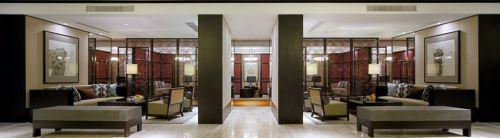 中式豪华客厅设计