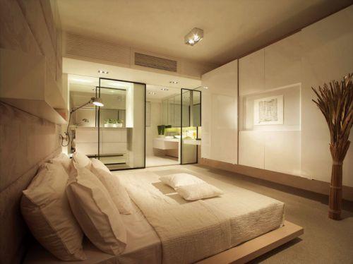 日式榻榻米卧室装修设计