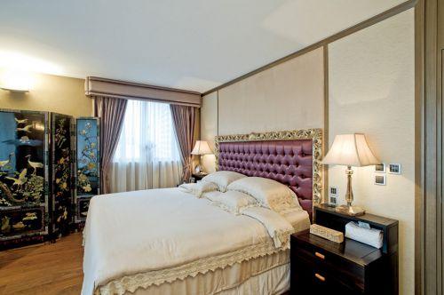 欧式豪华风格的卧室效果图