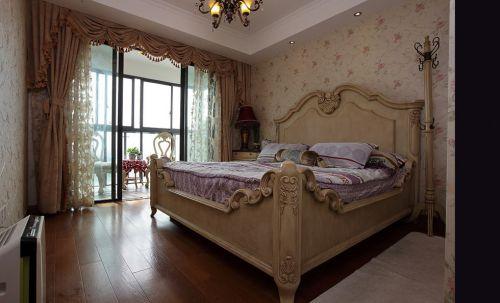 欧式古典风格卧室阳台设计