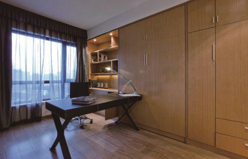 现代简约书房装修设计