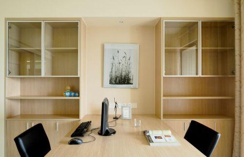 简约办公室装修设计图片