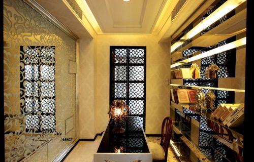 新古典风格书房装修设计