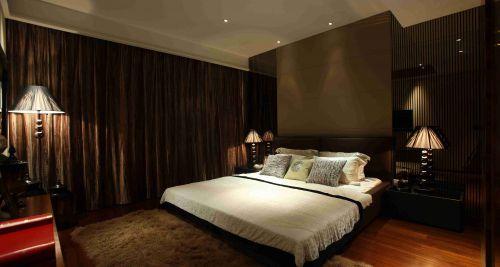 新古典风格卧室灯饰设计图