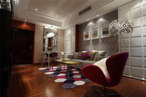 简约风格客厅灯具设计