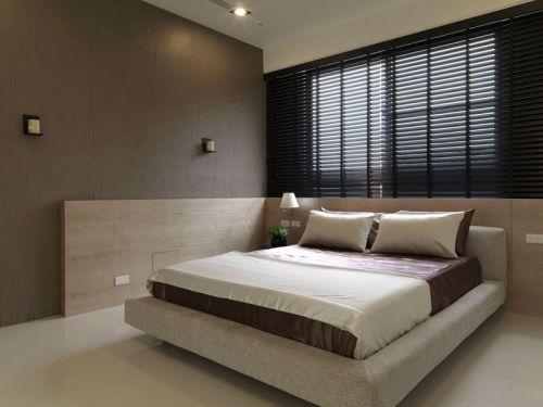 简约风格卧室榻榻米设计