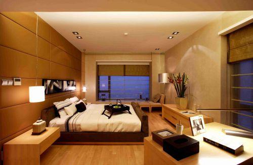 韩式卧室唯美背景墙效果图