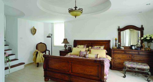 东南亚风情卧室装修效果图赏析