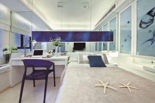 小户型地中海风格卧室设计