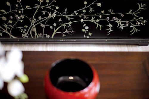 中式风格茶杯效果图