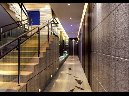 复式住宅玄关走廊装修
