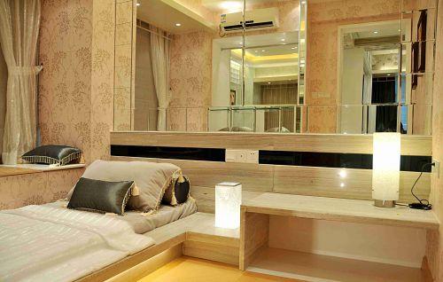 日式卧室榻榻米装饰效果图