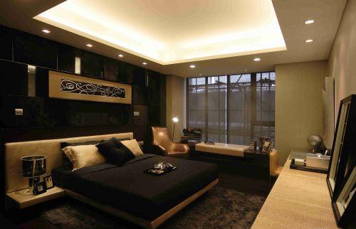 新古典风格卧室背景墙装饰设计