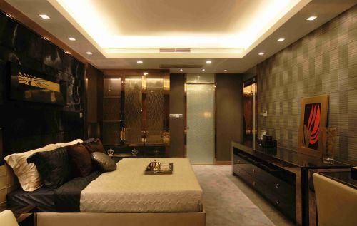 新古典卧室吊顶装饰效果图