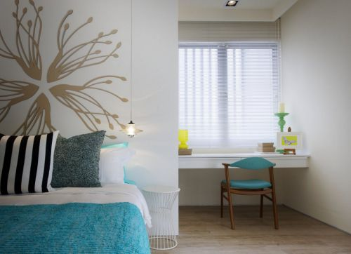 现代简约风格房间室内设计