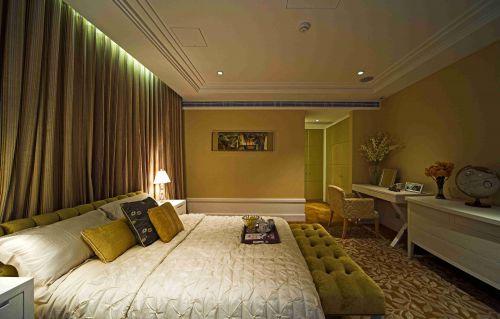 简欧风格卧室墙面装饰设计