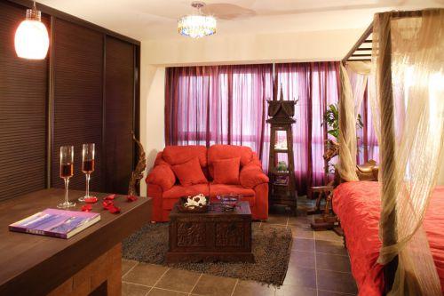 古典风格婚房卧室装修