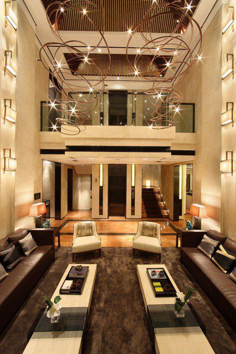 古典风格别墅创意灯具设计