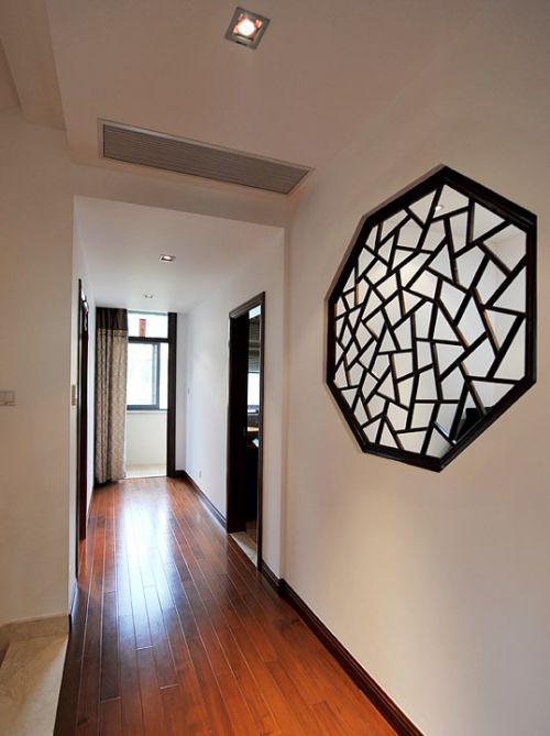 新古典风格简约走廊装修
