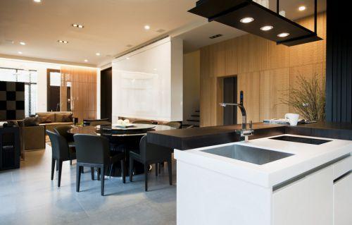 复式住宅室内设计效果图