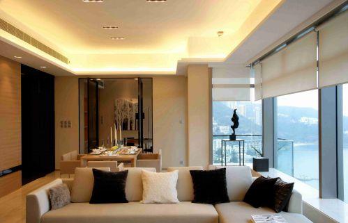 韩式装修风格餐厅吊顶装饰图片