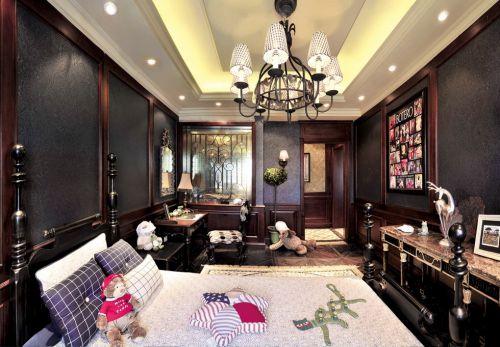 美式风格风儿童房间设计