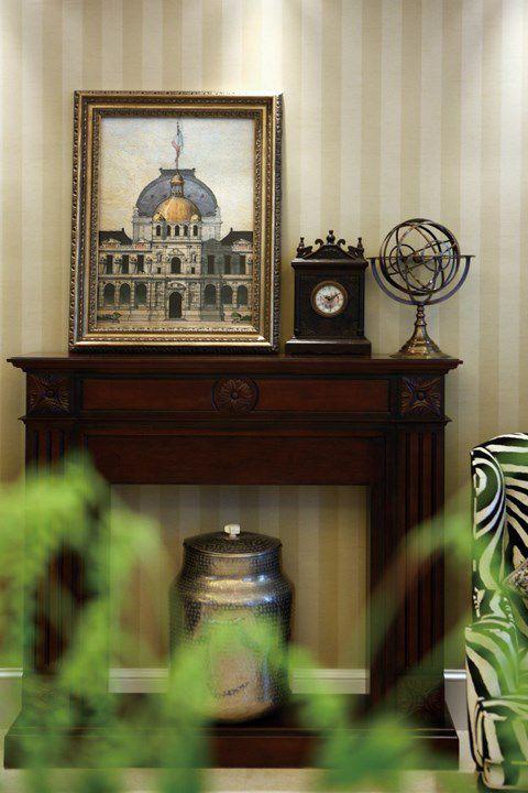 欧式古典风格客厅装饰画