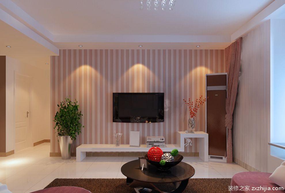 客厅电视背景墙装修效果图欣赏