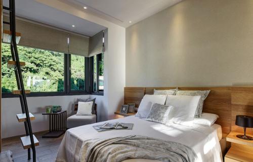 木质风格卧室装修效果图