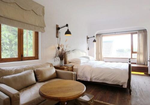 朴素简约风卧室设计图