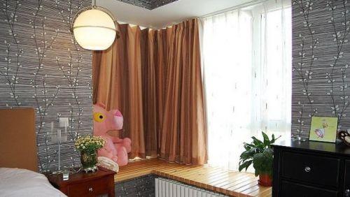 欧式古典卧室飘窗装修图片赏析_家居美图-装修之家图