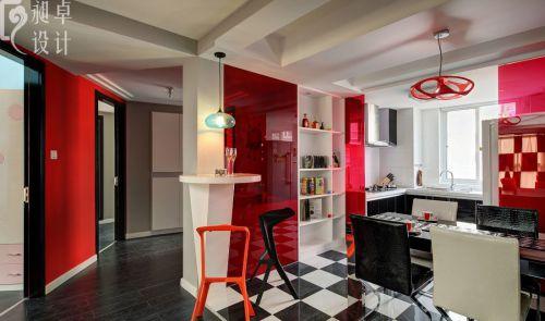 家装餐厅隔断设计