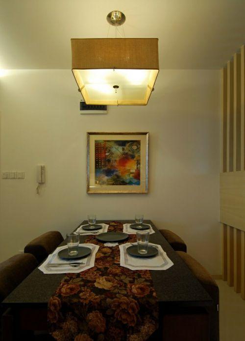 室内餐厅吊顶效果图