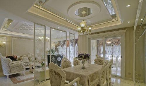 欧式餐桌餐椅图片