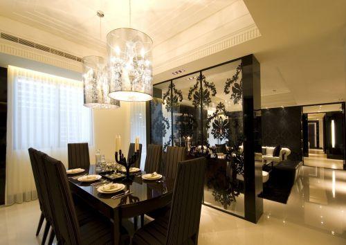 餐厅吊顶灯设计图片
