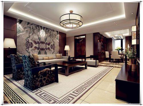欧式客厅地板砖效果图_装修之家装修效果图
