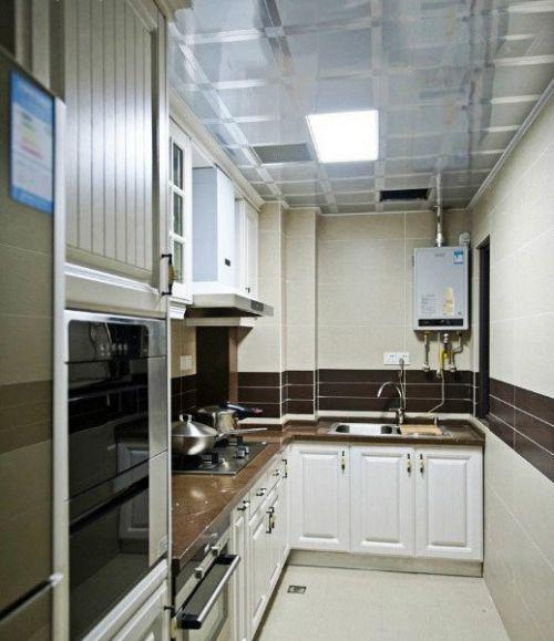 家居厨房集成吊顶装修效果图