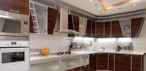 现代厨房橱柜效果图大全