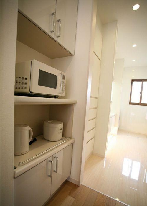 现代厨房橱柜效果图欣赏