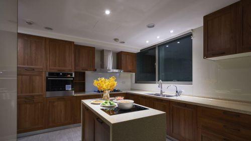 新古典厨房橱柜家装设计图