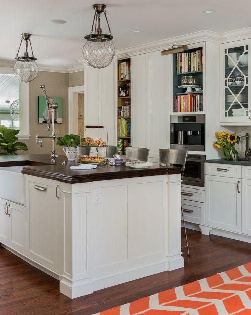 蓝色的梦地中海风情三室两厅地中海厨房美图