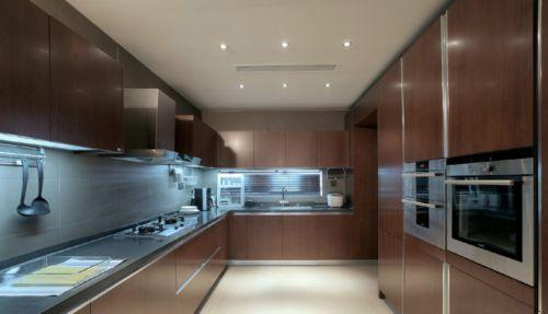 家居厨房烤漆橱柜图片大全