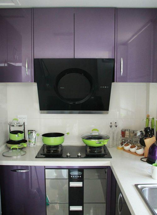 简约厨房橱柜效果图片欣赏