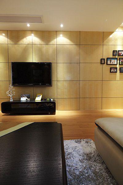 122平现代简约温馨雅居惹人眼馋的沙发