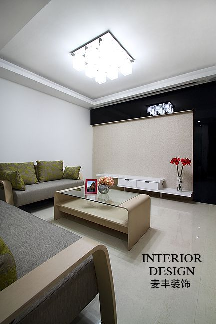 【宏盛公寓】现代简约三房二厅