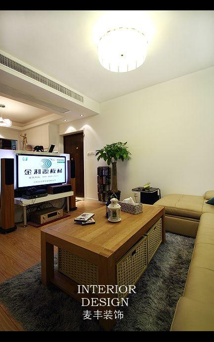 【芳香满溢】现代简约92平迷你型三房两厅