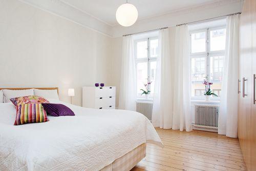 北欧风复式清新两居室